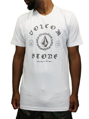 Camiseta Volcom Long Fitchain GA