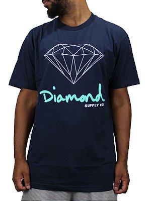 Camiseta Diamond OG Sign back