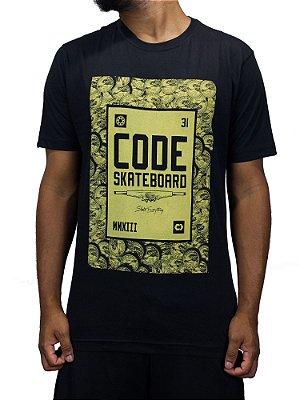 Camiseta Code Gold