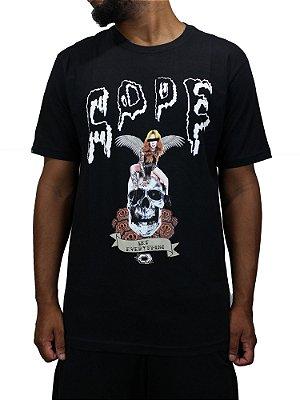 Camiseta Code Skull