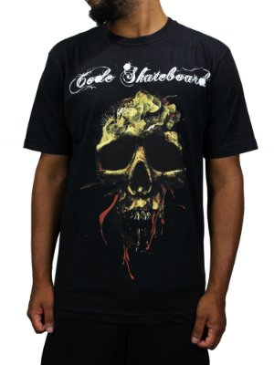 Camiseta Code Fire
