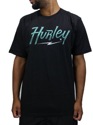 Camiseta Hurley Silk