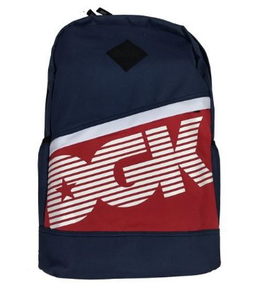 MOCHILA DGK DENIUM BLUE/RED