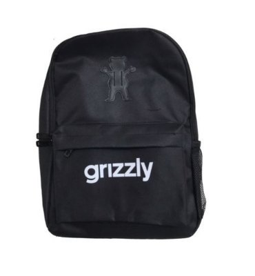 MOCHILA GRIZZLY OG BLACK