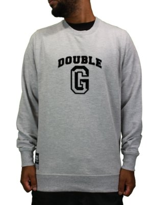 Moletom Double-G College Logo