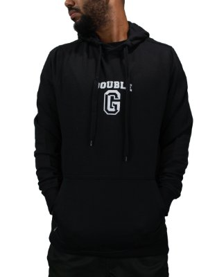 Moletom Double-G College Logo Black