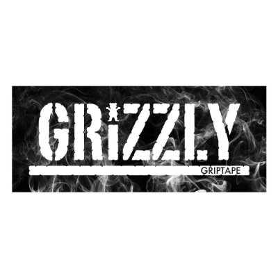 Adesivo Grizzly Hot Box Stamp