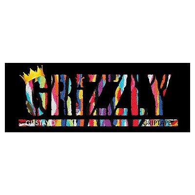 Adesivo Grizzly Felipe Gustavo