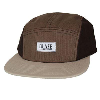 Boné Blaze brown Strapback