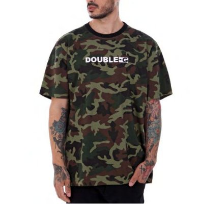 Camiseta Double-G Original Camo