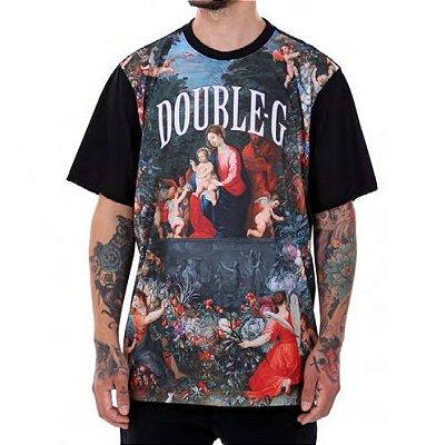 Camiseta Double- G Maria