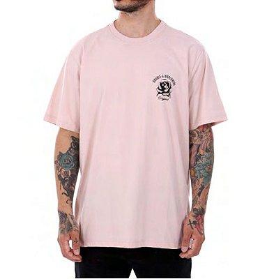 Camiseta Double-G Skull roses