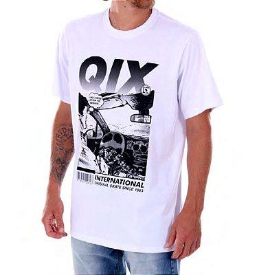 Camiseta Qix Fantasy Branca