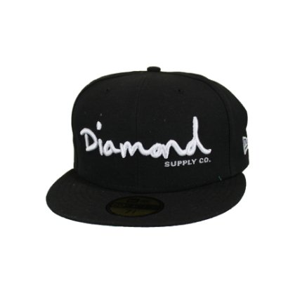 Boné Diamond OG Script New era 7-3/8