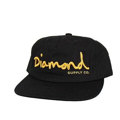 Boné Diamond Unconstructed
