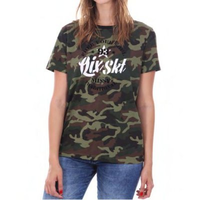 Camiseta Qix missy Camo 93