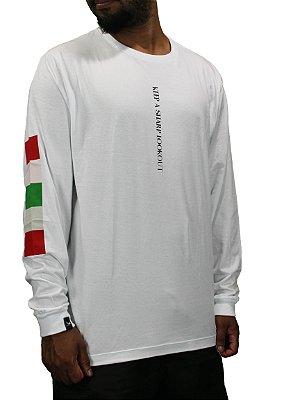 Camiseta Blaze x Gustavo Soup manga longa