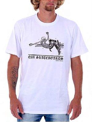 Camiseta Qix Creative branca