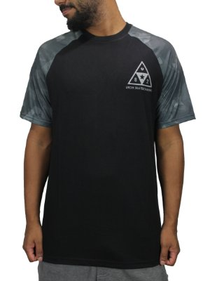 Camiseta Urgh Raglan camo