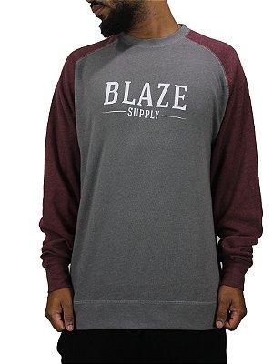 Moletom Blaze Logo Careca