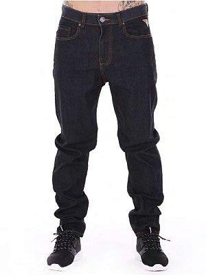 Calça Double-G Jeans Preta