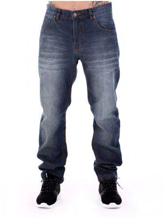 Calça Double-G Jeans azul claro