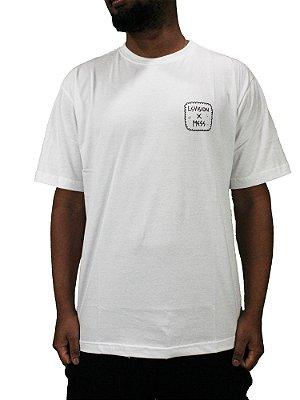 Camiseta Mess x Vision Branca