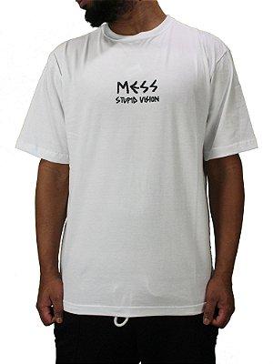 Camiseta Mess x Vision 013 Branca