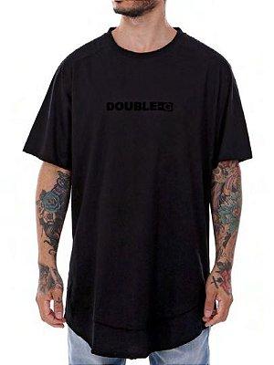 Camiseta Double-G Black Long