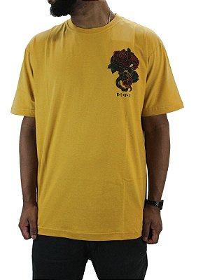 Camiseta Blunt Caveira Xilo School