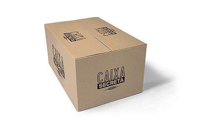 CAIXA SECRETA - 3 REGATAS POR R$99,90