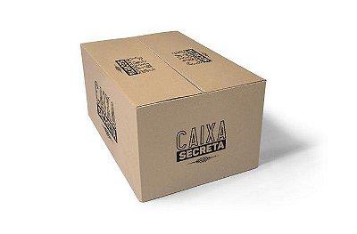 CAIXA SECRETA - 1 JAQUETA + MOLETOM POR R$199,90