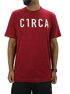 Camiseta Circa Type