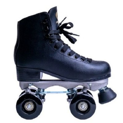 Patins Quad HD - Preto
