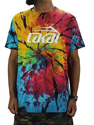 Camiseta Lakai Basic Tie Dye