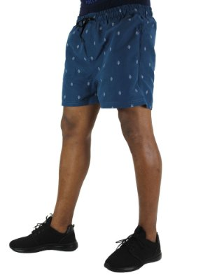 BERMUDA WAVE GIANT Elastico Azul