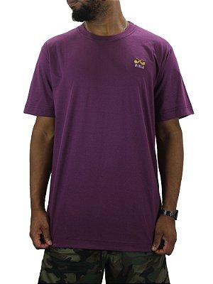 Camiseta Blaze X Rizzla Lilás