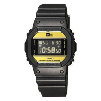 Relógio Casio G-Shock New Era DW-5600NE-1DR Preto
