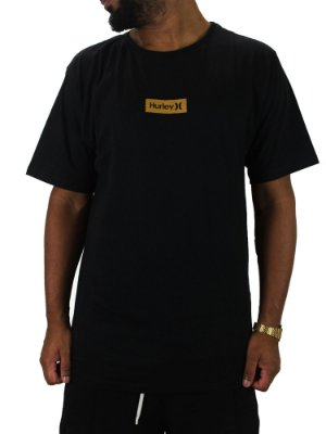 CAMISETA HURLEY GOLD BOX