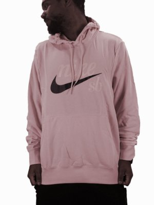 MOLETOM NIKE WASHED PINK