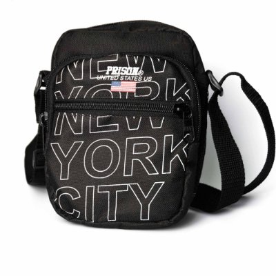 SHOULDER BAG PRISON NEW YORK