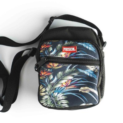 SHOULDER BAG PRISON FLORAL EDEN