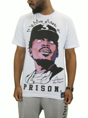 CAMISETA PRISON THE CHANCE RAPPER