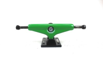 Truck Creme 129mm logo green