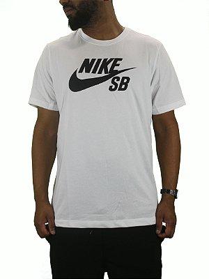 Camiseta Nike usb branca