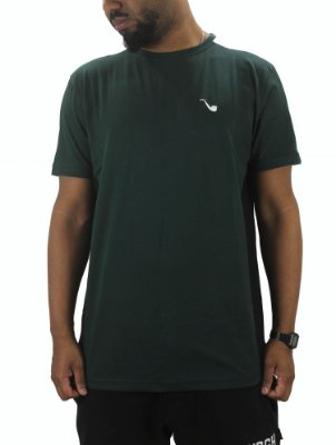 CAMISETA BLAZE THE PIPE LABEL GREEN