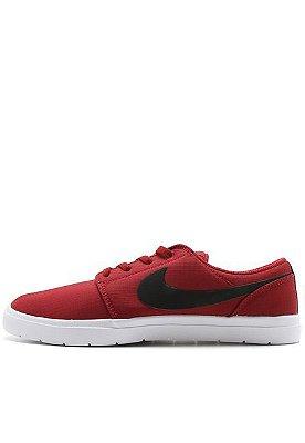 Tênis Nike SB Sb Portmore Ii Ultralight vERMELHO