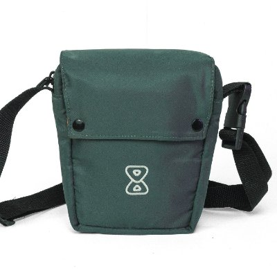 Shoulder Bag Anorak Verde