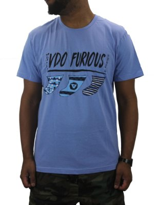 CAMISETA VOODOO FURIOUS BLUE