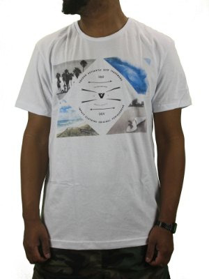 CAMISETA VOODOO  BEACH LANDSCAPES